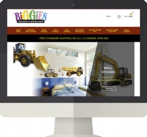 Get Biggies Website Design
