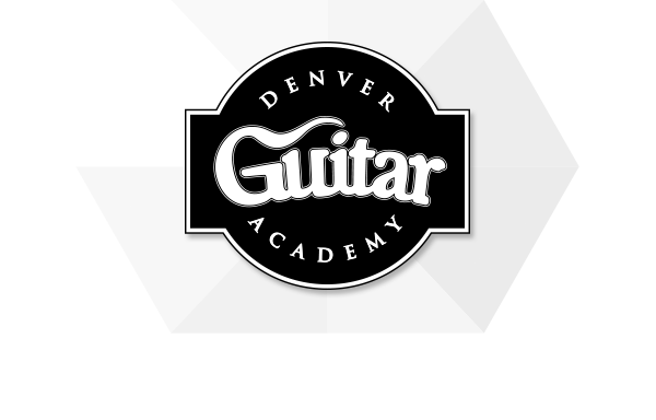 Denver Guitar Academy Logo Design