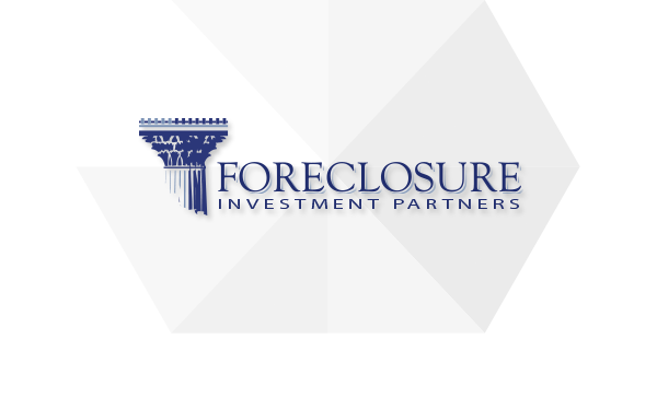 Foreclosure Investment Logo Design