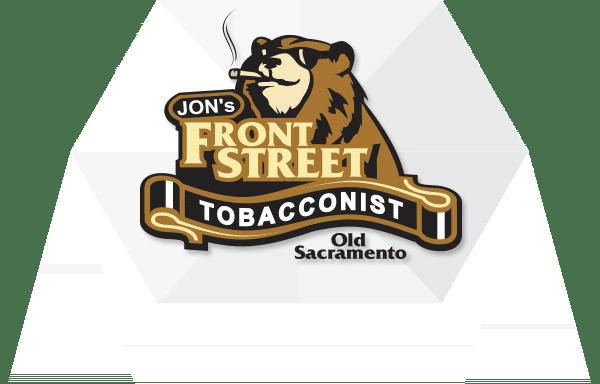 Front Street Tobacco Logo