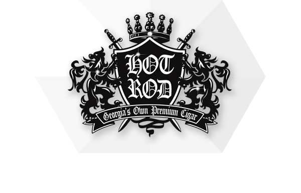 Hot Rod Cigar logo design
