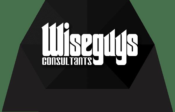 Wiseguys Consultants Logo Design