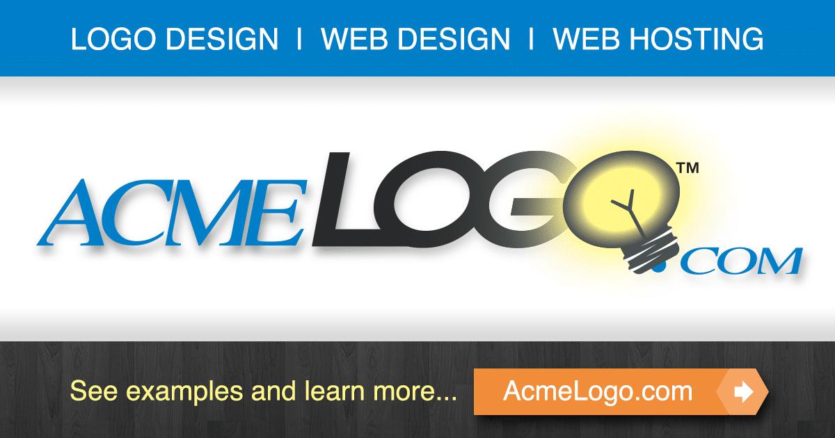 Custom Logo Design Acme Logo Design