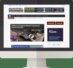 Digital Transactions News Site
