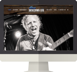 Shakedown Bar Vail in CO website